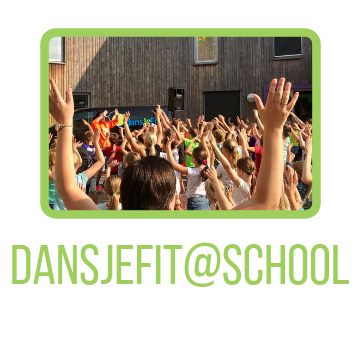 website DansJeFit knoppen 2